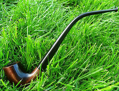 Sherlock Holmes PIPE Wooden Tobacco Smoking Collectibles Tobacciana HAND MADE NR