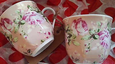 Vintage toy tea cups and saucers