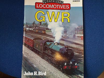 Preserved Locomotives of the GWR by John H.Bird - large softback