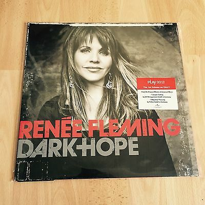 Renée Fleming - Dark Hope - 180g Vinyl LP Khiov Pallas Neu/OVP