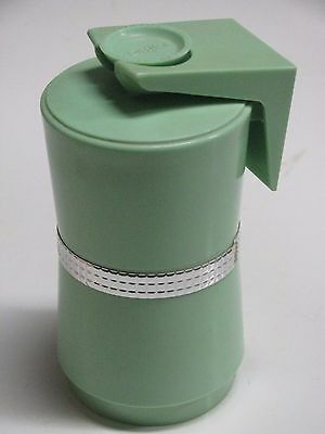 Vintage Green Bathroom DIXIE CUP Dispenser Wall Mount 3 oz Cups