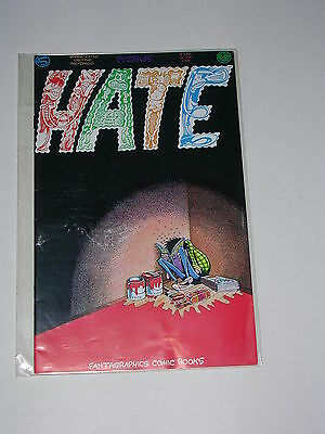 HATE #5 Underground Comix by FANTAGRAPHICS