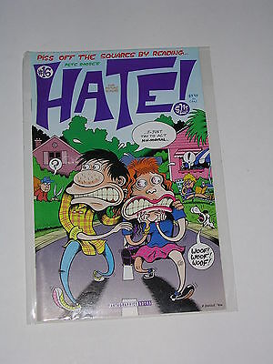 HATE #16 Underground Comix by FANTAGRAPHICS