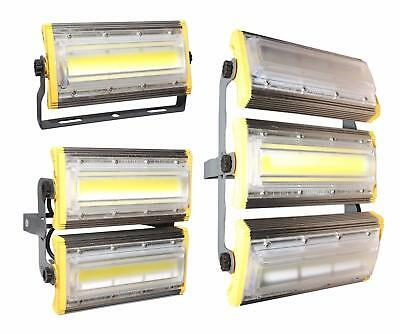 LED Low Bay Flood Light COB Warehouse Commercial Lamp Waterproof Outdoor 50w100w