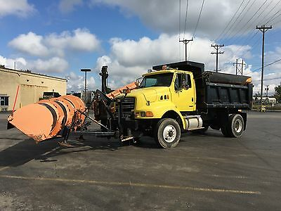 2000 Sterling Dump Truck with Snow Plow and Salter 150,000 original Miles