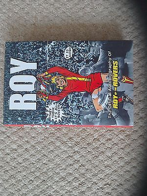 roy of the rovers hardback book