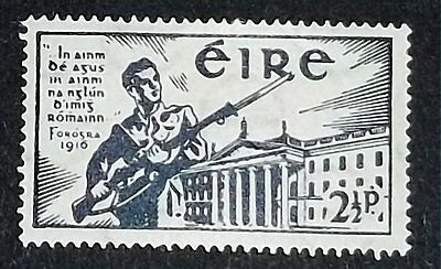 Ireland 1941 25th Anniversary Of Easter Rising SG. 128 Mint