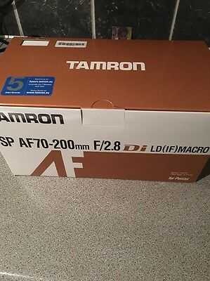 Tamron SP 70-200mm F2.8 Di LD Macro Lens - Pentax Fit