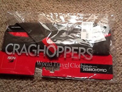 CRAGHOPPERS Nosi Scarf-insect Repellent Clothing, Do Khaki