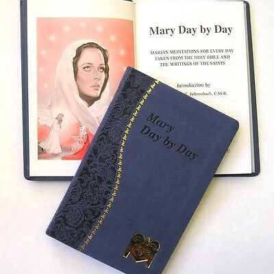 Mary Day by Day Gift Prayer Book  High Quality Catholic Gift