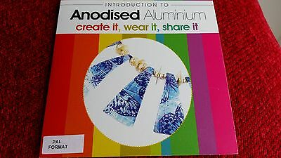 Jewellery Making Dvd Anodised Aluminium Introduction