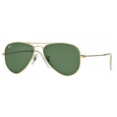 Sonnenbrille Ray Ban AVIATOR small metal RB3044 L0207 52