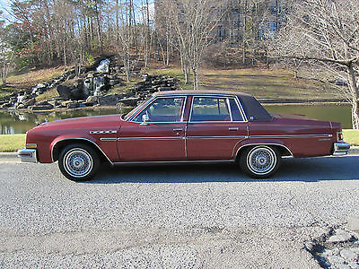 1979 Buick Electra  Incredible fully documented 1 owner southern '79 Buick Electra