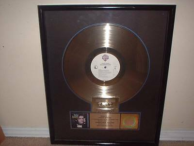 "Peter Cetera Chicago Riaa Gold Record Award ""solitude Solitaire"" Glory Of Love"