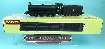 Hornby 'oo' R3426 Br Late Black Class Q6 Raven 0-8-0 Steam Loco 63429 New Boxed