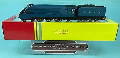 Hornby 'oo' R3285Tts Lner Class A4 'gadwell' Tts Digital Sound Loco New & Boxed