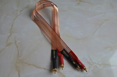 NORDOST Gold Interconnect cable PAIR 0.6 meter
