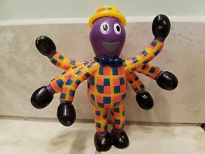 Vintage Wiggles ~Henry The Octopus~Toy Figurine