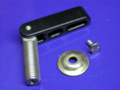 Johnson Evinrude OMC outboard 391428 Stern Bracket Stainless Clamp Screw 2 4 hp