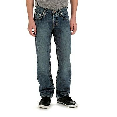 Boys Size 16 Husky Lee Premium Select Jeans Relaxed Fit