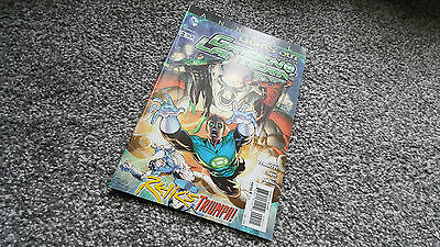 GREEN LANTERN Vol.5 ANNUAL #2 (2013) DC - THE NEW 52!