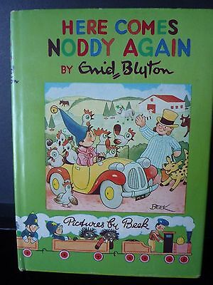 "Antique ""Here Comes Noddy Again"" by Enid Blyton"
