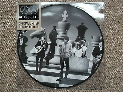 "The Rolling Stones Chess Sessions-1964 (10"" Picture Disc Limited 1000 Only) Lp"