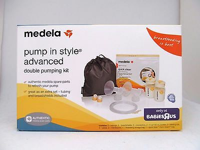 Medela Pump in Style Advanced Double Pumping Kit #87251 NEW!!