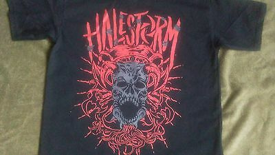Halestorm tour shirt 2016