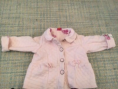 Baby Baker girls jacket size 12-18 months