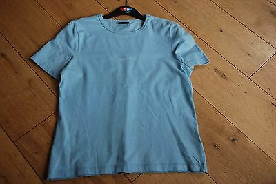 Girls Marc O'Polo Blue Top Age 10 Years