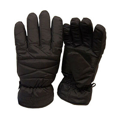 Serious Thinsulate Insulated Winter Ski Gloves - Mens XL