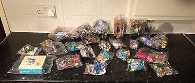 Job Lot Of 23 X Unopened McDonalds Happy Meal Toys