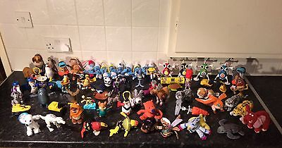 Large Job Lot Of Vintage McDonald's Happy Meal Toys