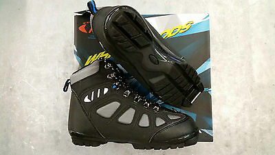 New 2015-16 Whitewoods 302 NNN Cross Country Ski Boots Euro Size 48