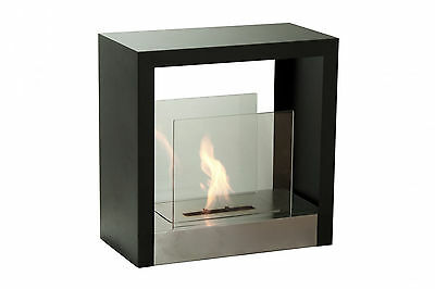 Ignis Tectum S - Freestanding Ventless Ethanol Fireplace