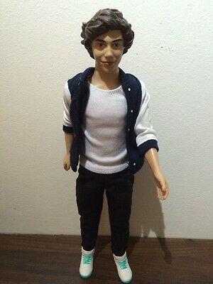 One Direction Doll Harry Styles Songs Action Figure Toy Music