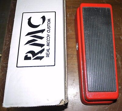 Real McCoy Custom / RMC Wizard Wah Pedal