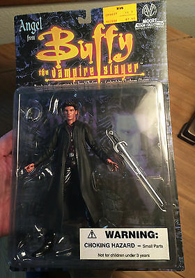 """Buffy the Vampire Slayer Angel 6"""" Action Figure Moore Action Collectibles"""