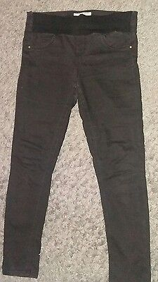Topshop leigh maternity jeans size 12