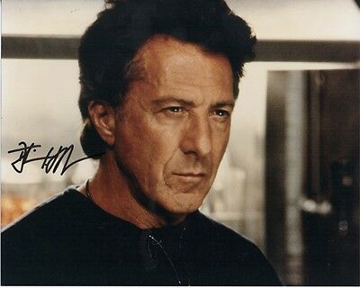 Dustin Hoffman   Authentic Hand Signed 10-8 Photo