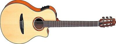 Yamaha NTX-900 FM Classical Guitar with Case.