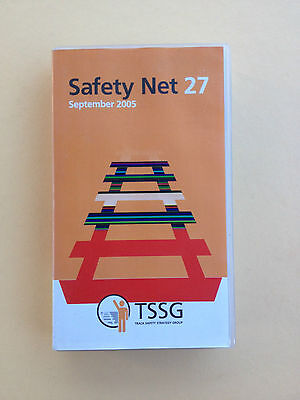 Safety Net 27 - Railway Safety Briefing Video - September 2005