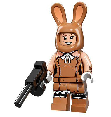 Minifigures Batman Movie Series 20 Character New March Harriet Building Toys