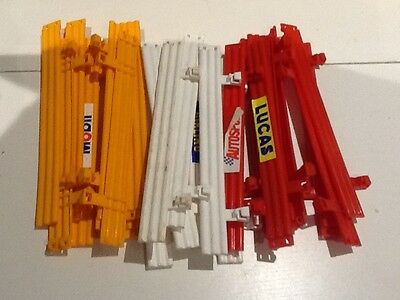 25 Old Scalextric Crash Barriers
