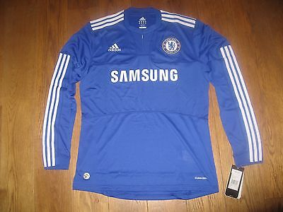 Maillot Chelsea FC CFC Domicile Home Bleu Taille M  Neuf
