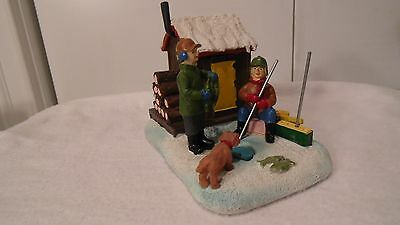Ice Fishing Shanly By St. Nicholas Square In Original Packing & Box
