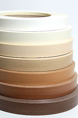 Melamine Pre Glued Iron on Edging Tape/Edge Banding 18mm, 22mm, 25mm, 30mm