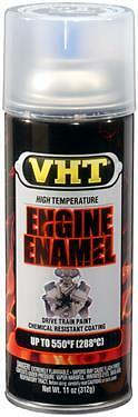 VHT SP145;Heat Resistant To 550 Degrees Fahrenheit; Gloss Clear