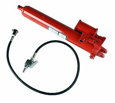 8 Ton Hydraulic and Air Long Ram for Engine Hoist Cherry Picker Shop Crane Jack